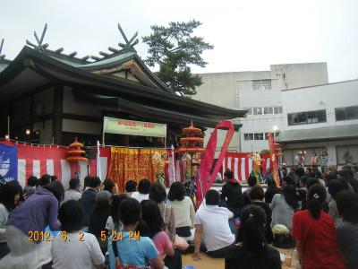 バリ舞踊祭の様子